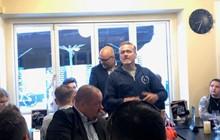 Udenrigsministeren kom til Køge